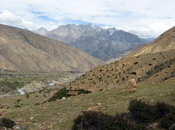 Kharta valley trek