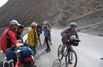Tibet Mt. Biking